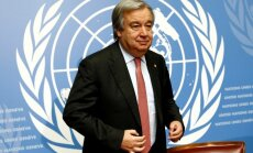 Antonio Guterresas, UN Secretary General