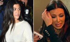 """Namų tvarkytojos <span style=""""color: #c00000;"""">paviešino Kardashian</span> paslaptis: kokios iš tiesų yra seserys ne prieš kameras"""