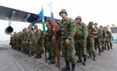 Rusijos ir Pakistano kariai