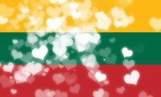 Lithuania's flag