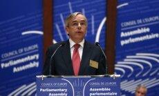 Europos plėtros ir rekonstrukcijos banko (EPRB) prezidentas Thomas Mirow