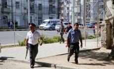 Tadžikistano policija