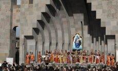Armėnijos Bažnyčia kanonizavo 1,5 mln. genocido aukų
