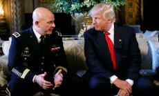 H.R. McMasteris ir Donaldas Trumpas