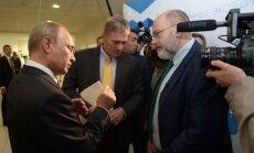 Dmitrijus Peskovas, Vladimiras Putinas