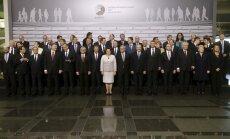 ES lyderių susitikimas Rygoje