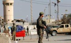 JAV Bagramo karinė oro bazė Afganistane