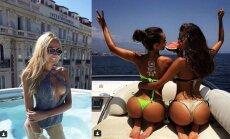 Gyveni ir kaifuoji... Rusijos turtuoliukų kasdienybė - pinigai ir nesibaigiantys vakarėliai