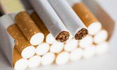 Контрабандист из Латвии вез сигареты на 1 млн. евро
