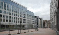 Europos Parlamento pastatai Briuselyje