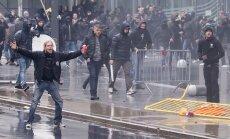 Protestas Briuselyje