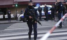Prie Paryžiaus Luvro muziejaus pašautas ginkluotas vyras