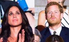Princas Hary ir Meghan Markle