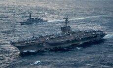 Lėktuvnešis USS Carl Vinson