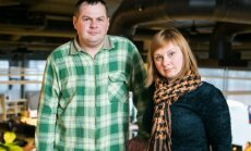 Евгений Миловичко и Ольга Лысяк
