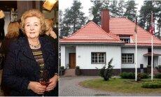 K. Brazauskienę siekiama iškeldinti iš Turniškių rezidencijos
