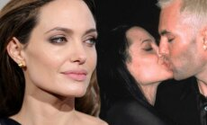 Angelina Jolie ir James Haven