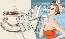 11 svarbiausių etiketo taisyklių restorane, kurias turi žinoti kiekviena