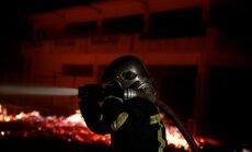 Miškų gaisrai Graikijoje pražudė 20 žmonių