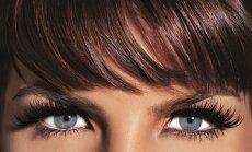 gražios akys