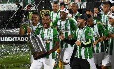 Атлетико Насьональ — сенсационный обладатель Кубка Либертадорес