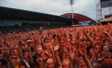 """""""Aerosmith"""" koncertas Rygoje"""