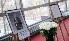 Atsisveikinimas su maestro Virgilijumi Noreika