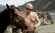 V. Putinas Tuvoje