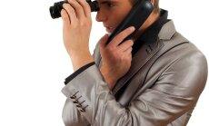 Telefoninių pokalbių pasiklausymas