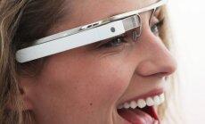 Google akiniai (Google nuotr.)