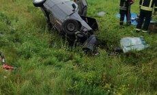 Per avariją Utenos rajone žuvo du žmonės, buvo ribojamas eismas