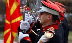 Šiaurės Makedonijos kariai