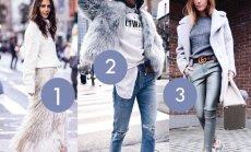 SUŽINOK PIRMA! 4 tendencijos iš Paryžiaus mados savaitės, kurias tikrai rasi savo spintoje