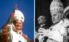 Jonas Paulius II ir Jonas XXIII