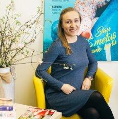 JOVITOS nėštumo dienoraštis: 22 savaitę savijauta grįžta į normalias vėžes