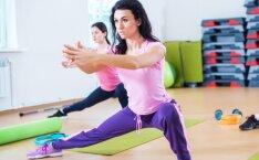 5 efektyvūs pratimai, norinčioms dailesnių kojų