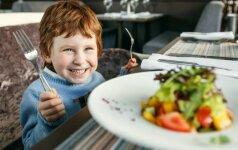 Daugiavaikiai tėvai kyla į kovą už sveikesnę vaikų mitybą