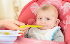 Gastroenterologas V. Urbonas pataria: ką daryti, jei vaikas nevalgo?