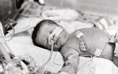 Išpažintis: gimdymas prasidėjo 26 nėštumo savaitę skaitytojos istorija