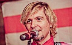 Лявон Вольский дал в Минске концерт в поддержку оппозиционного политика