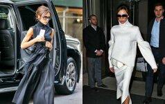 Victoria Beckham tirpsta akyse - kas nutiko?
