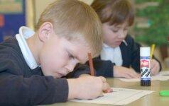 Ką gali padaryti tėvai, kad jų vaikas gautų geresnius pažymius