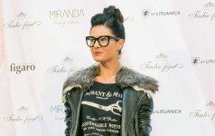 """Stiliaus dosjė. Stilistė A. Jablonskytė: stengiuosi rengtis truputį """"neteisingai"""" – taip įdomiau"""