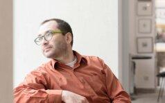 Gintaras Bleizgys: kalėjime mačiau daug daugiau atgailaujančių žmonių nei šiaip visuomenėje