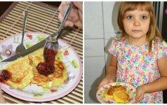 GARDUMĖLIS: blynai su cukinija ir varške