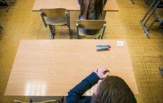 Mokinės laiškas Švietimo ir mokslo ministerijai: tai darosi nepakeliama