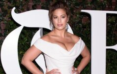 Modelis Ashley Graham