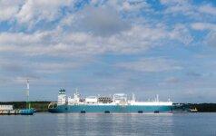 На следующей неделе в Литву прибудет СПГ из Нигерии