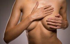 100 moterų išdrįso parodyti natūralias savo krūtines