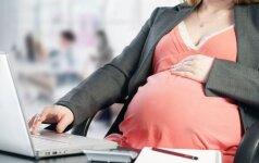 Neplanuotas vėlyvas nėštumas: kaip nuvyti šalin juodas mintis
